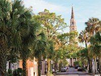 Conde Naste Traveler December 2013 Article: Why Charleston Is America's Favorite City. Features LLF Members: Kudu Coffee & Craft Beer, Butcher & Bee, Husk, and Mcradys