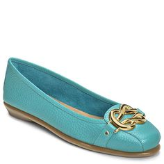 High Bet Leather Buckle Ballet Flat | All Women's Shoes | Aerosoles