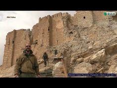 Guerra na Síria - Relatos de Palmira - 4 de março de 2017