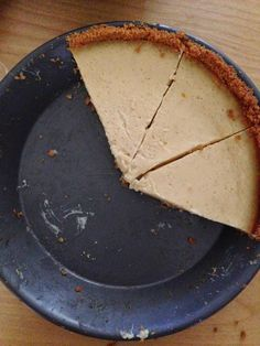Harold's Hungry : Lemony Greek Yogurt Cheesecake