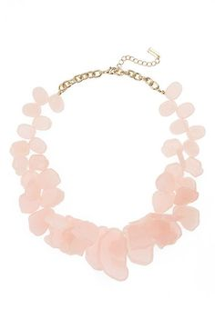 BaubleBar 'Seaglass' Bib Necklace available at #Nordstrom