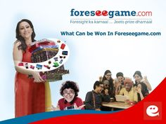 What can be won in foreseegame com