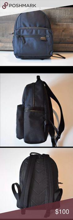 c4550e522f7de9 MSRP $298 MICHAEL KORS MENS TRAVIS BACKPACK NAVY Men's Michael Kors Travis  Blackout Backpack Book Bag