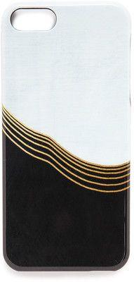Jordan Carlyle Yang Iphone 5 / 5S Case - White/Black/Gold