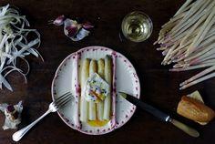 Asparagus gratin etc  by Mini