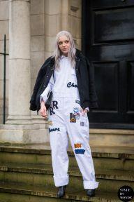 STYLE DU MONDE / London Fashion Week FW 2015 Street Style:
