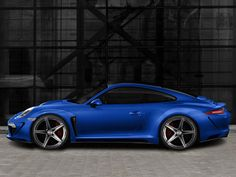 Porsche 911 Carrera 4/4S by TopCar