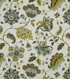 Robert Allen Home Decor Fabric Solid Spring Mix Aloe