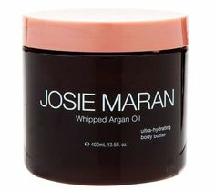 josie maran whipped argan oil