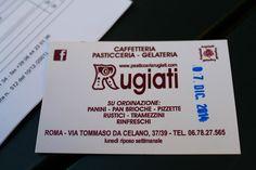 Ticket Rugiati!
