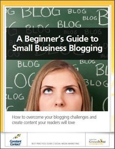 Blogging 101 for Small Businesses Self Employment Entrepreneur, Small business
