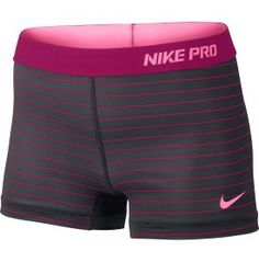 Nike Women's Printed Pro Compression Shorts - Dick's Sporting Goods from DICK'S Sporting Goods. Saved to cheer. Nike Compression Shorts, Nike Pro Shorts, Boy Shorts, Gym Shorts Womens, Nike Shoes Cheap, Cheap Nike, Gym Swag, Muscle Tees, Athletic Fashion