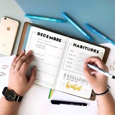 """Ady's Bujo ⭐️ on Instagram: """" My December #monthlylog and #habittracker are ready! ................ Christmas is coming and @DanielWellington has got an offer for you!…"""" • Instagram"""