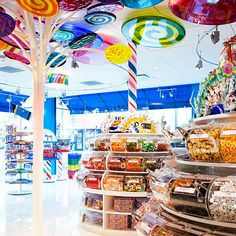 Dylan's Candy Bar shop - Los Angeles, CA - Sunset