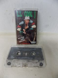 Vintage 1989 LL Cool J Walking With A by PfantasticPfindsToo, $5.99