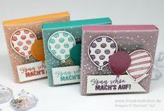 Swaps On Stage Amsterdam - mit Produkten von Stampin' Up!