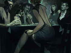 Back Biter by Gabe Leonard from the Noir Collection Story Inspiration, Character Inspiration, Character Art, Cthulhu, Mafia, Cyberpunk, Richest In The World, Dark City, Bd Comics