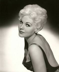 "Kim Novak, 1956. Great actress ""Vertigo"", ""Bell, book and candle"", etc.)."