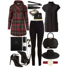 A fashion look from November 2014 featuring Maison Martin Margiela tops, Miss Selfridge jeans and Pierre Hardy ankle booties. Browse and shop related looks.