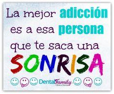 """¡¡Ya es VIERNES!! ¡¡""""Sonrifrasea"""" con nosotros!! ¡¡Las mejores frases sobre la sonrisa y para motivarnos están en www.sevilla-dentista.com!! #SonriFraseando #ClinicaDentalFamily #FelizViernes #BuenViernes #DentistaSevilla #Dentista #Sevilla #Salud #Sonrisas #Odontología #Citas #Frases"""