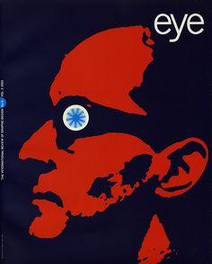 magazine cover by Roman Cieslewicz (1993)
