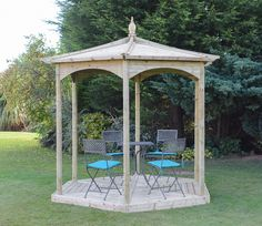 Budleigh Gazebo from Grange Garden Products