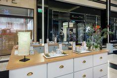 Για το Δεκέμβριο θα είμαστε στο Golden Hall και σας περιμένουμε να γνωρίσετε, από κοντά, τα αρωματικά φυτά και βότανα 'Ανασσα! Kitchen Cabinets, Home Decor, Decoration Home, Room Decor, Kitchen Base Cabinets, Dressers, Kitchen Cupboards, Interior Decorating