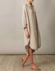 Buy Summer Dresses For Women at JustFashionNow. Online Shopping JustFashionNow Plus Size Stand Collar Khaki Women Summer Dress High Low Daily Dress Half Sleeve Casual Chiffon Solid Dress, The Best Daily Summer Dresses. Discover unique designers fashion at Mode Style, Style Me, Oversized Dress, Inspiration Mode, Street Style, Linen Dresses, Linen Shirt Dress, Dresses Dresses, Blouse Dress