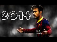 Neymar Skills & Goals 2013 - 14 HD @Sidney Paris