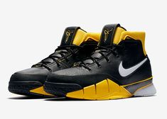 a6da64574fcf An Official Look at the Nike Zoom Kobe 1 Protro - WearTesters