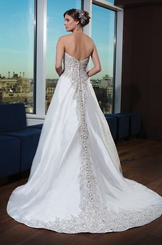 1000 images about strapless wedding dress on pinterest for Wedding dress cleaning des moines