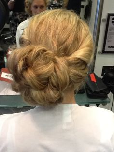 Created by Roxi penfold at TONI&GUY Poole.
