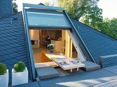Die Dachfenster Systeme von Sunshine bieten vielseitige Einsatzmöglichkeiten un… The roof window systems from Sunshine offer versatile application possibilities and functionalities in the most diverse roofs and levels.