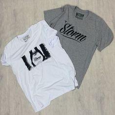 Tee's 100% algodão de alta qualidade. Visite nosso site e confira as novidades.  #tshirt #camisetas #storm #usestorm #stormstyle