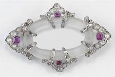 Art Nouveau e Art Deco Belas jóias Sea Glass Jewelry, Crystal Jewelry, Gemstone Jewelry, Art Deco Jewelry, Fine Jewelry, Jewelry Rings, Bling Bling, Antique Jewelry, Vintage Jewelry
