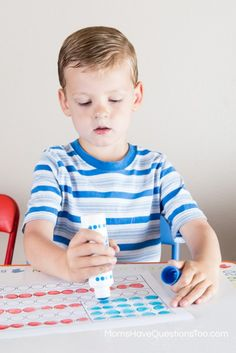 Preschool 4th of July Crafts - Moms Have Questions Too