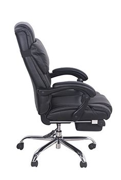 merax new black mordern ergonomic pu leather office executive chair high back computer desk lumbor support chair pu napping chair amazoncom bestoffice ergonomic pu leather high