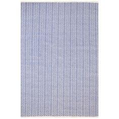 Dash & Albert FairIsle French Blue Cotton Zinc Dr 2'W x 3'H.     2.5'W x 8'H 4'W x 6'H.     6'W x 9'H 8'W x 10'H.    9'W x 12'H