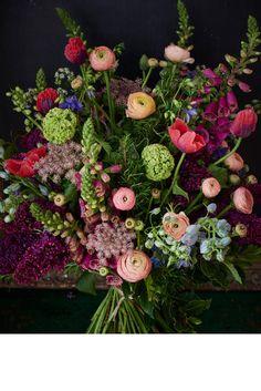 """Bei Scarlet & Violet gibt es sensationelle Bouquets aus Wildblumen."" © Courtesy of Scarlet & Violet"