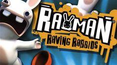 Rayman Raving Rabbids apenas R$16.99 Hordas de enlouquecidos coelhinhos fora de controle invadiram o pedaço!