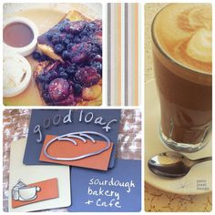 The Good Loaf Sourdough Bakery & Cafe...find out why everyone loves them! via petitpixeldesign.com