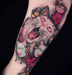 ●The World's best Tattoo Artists●              Hashtag your best work to #radtattoos Email: radtattoos13@gmail.com