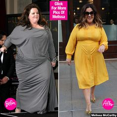 PIC] Melissa McCarthy Skinny In Yellow Dress: Ghostbuster Looks ...