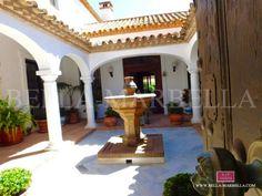 Cortijo andaluz Cádiz, SOTOGRANDE  www.cdtonline.es
