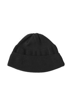 OLD JOE & Co - FINE GAUGE ATHLETIC CAP - MAT BLACK