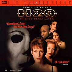 Halloween H20, Jamie Lee Curtis, Dvd Blu Ray, The Twenties, Amazon, Movie Posters, Movies, Fun, Movie