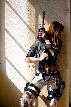 Tactical women