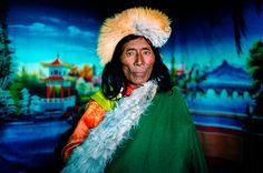 Lhasa, Tibet, 2000 Steve McCurry
