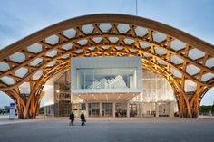 Centro Pompidou de Metz, na França