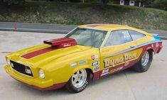 Dyno Don Nicolson's 1974 Pro Stock Mustang II